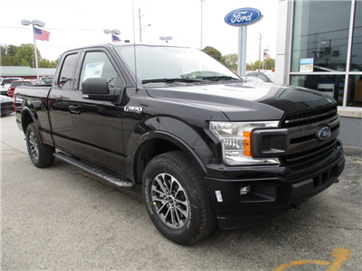 2018 F-150 Super Cab 4x4 Pickup #T80067 - photo 3