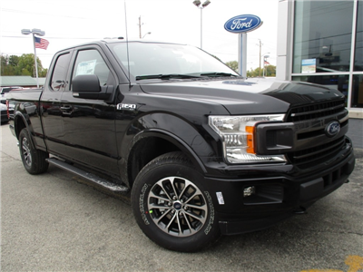 2018 F-150 Super Cab 4x4 Pickup #T80067 - photo 29