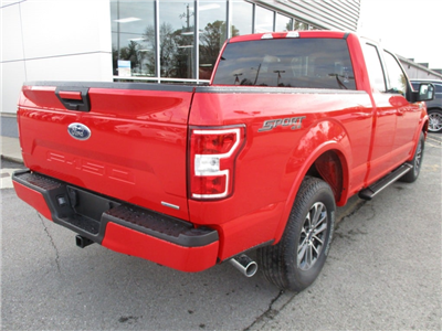 2018 F-150 Super Cab 4x4,  Pickup #T80076 - photo 2