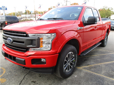 2018 F-150 Super Cab 4x4,  Pickup #T80076 - photo 9