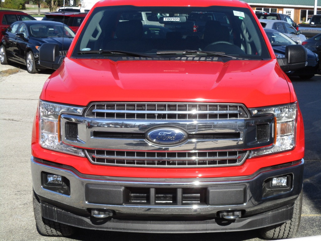 2018 F-150 Crew Cab 4x4, Pickup #T80101 - photo 9