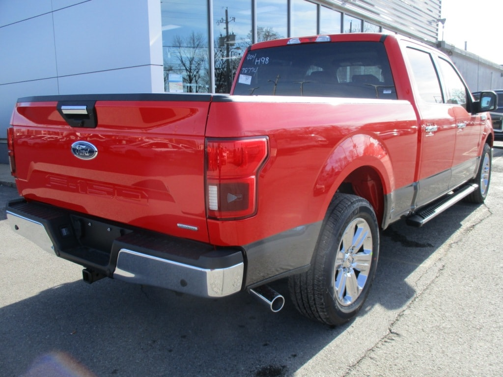 2018 F-150 SuperCrew Cab 4x2,  Pickup #T80111 - photo 2