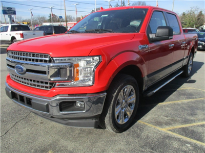 2018 F-150 SuperCrew Cab 4x2,  Pickup #T80111 - photo 9
