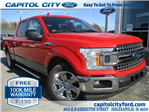 2018 F-150 SuperCrew Cab 4x2,  Pickup #T80111 - photo 1