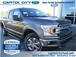 2018 F-150 Super Cab 4x4, Pickup #T80127 - photo 1