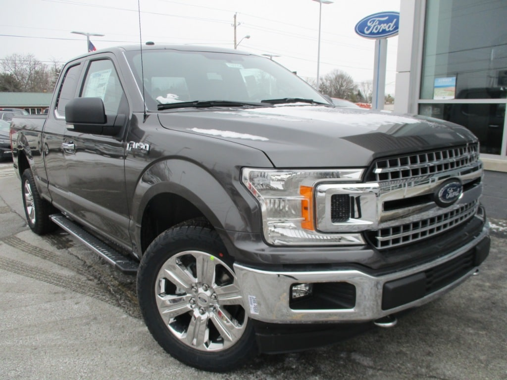 2018 F-150 Super Cab 4x4, Pickup #T80164 - photo 29