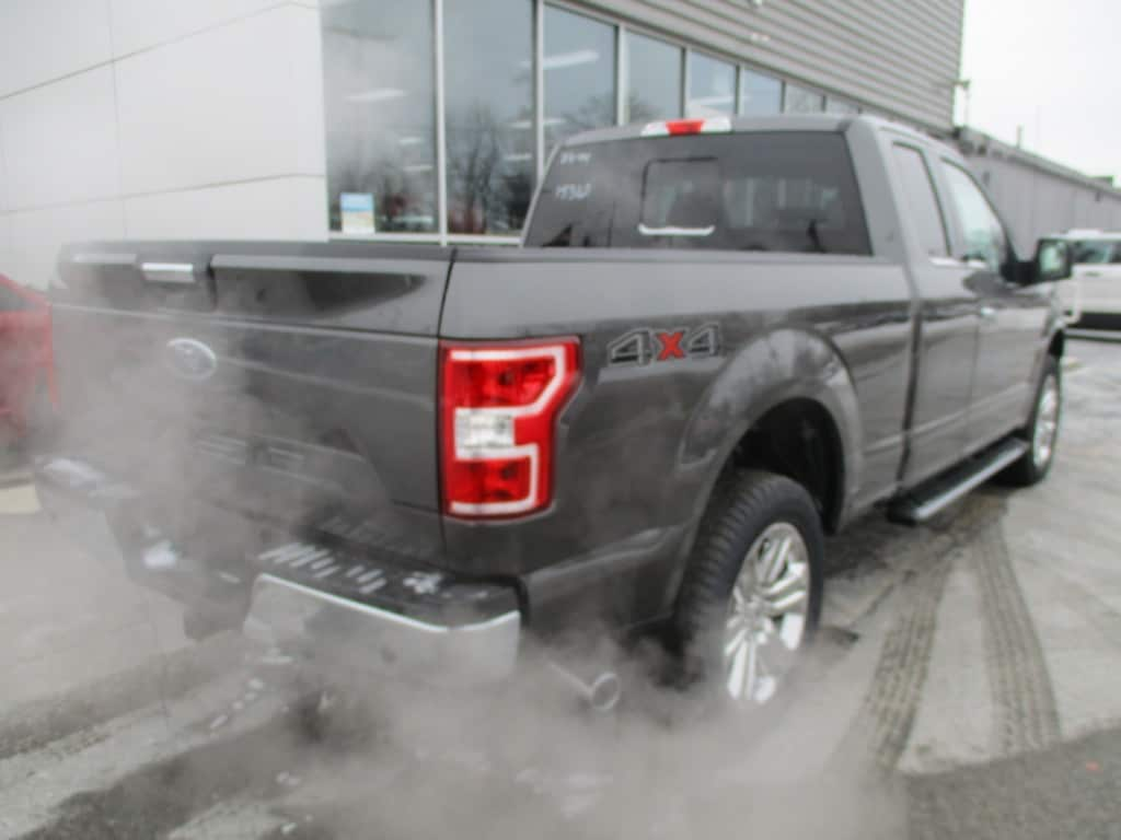 2018 F-150 Super Cab 4x4, Pickup #T80164 - photo 2