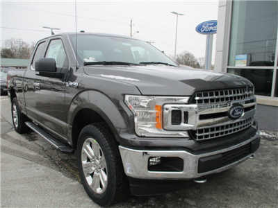 2018 F-150 Super Cab 4x4, Pickup #T80164 - photo 3