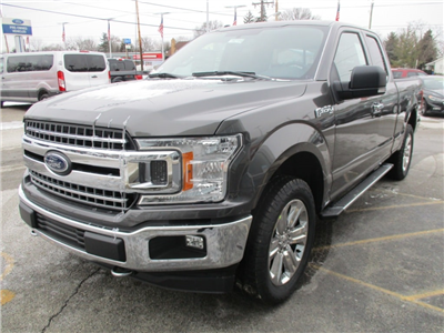 2018 F-150 Super Cab 4x4, Pickup #T80164 - photo 9