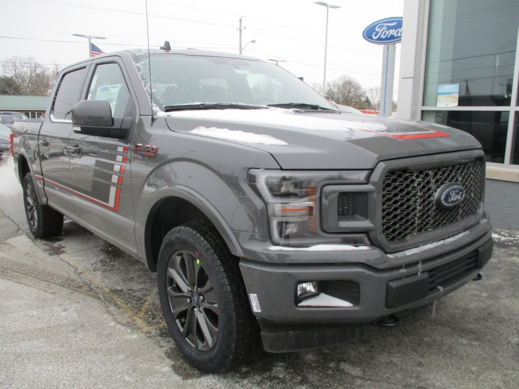 2018 F-150 SuperCrew Cab 4x4, Pickup #T80169 - photo 3