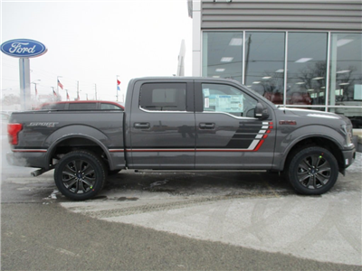 2018 F-150 SuperCrew Cab 4x4, Pickup #T80169 - photo 4