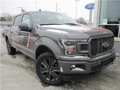 2018 F-150 SuperCrew Cab 4x4, Pickup #T80169 - photo 31
