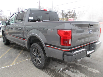 2018 F-150 SuperCrew Cab 4x4, Pickup #T80169 - photo 8