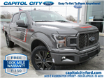 2018 F-150 SuperCrew Cab 4x4, Pickup #T80169 - photo 1