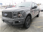 2018 F-150 SuperCrew Cab 4x4, Pickup #T80169 - photo 9