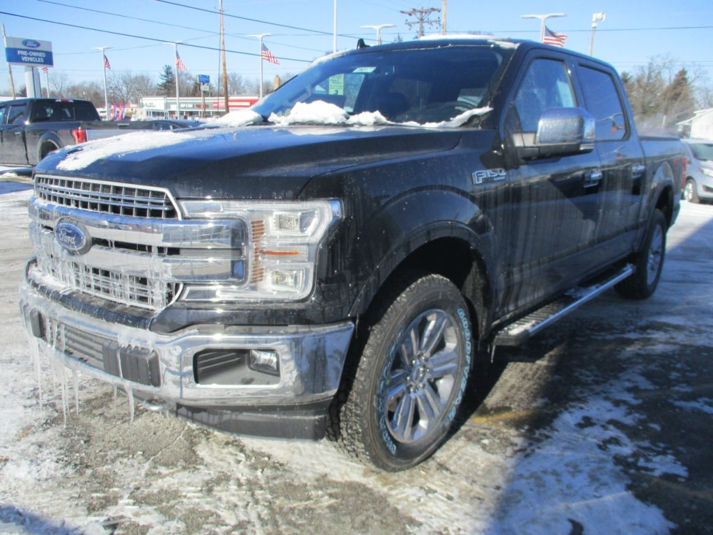 2018 F-150 Crew Cab 4x4 Pickup #T80177 - photo 9