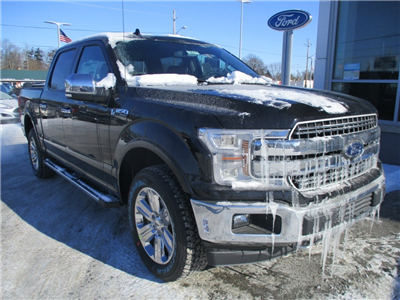 2018 F-150 Crew Cab 4x4 Pickup #T80177 - photo 3