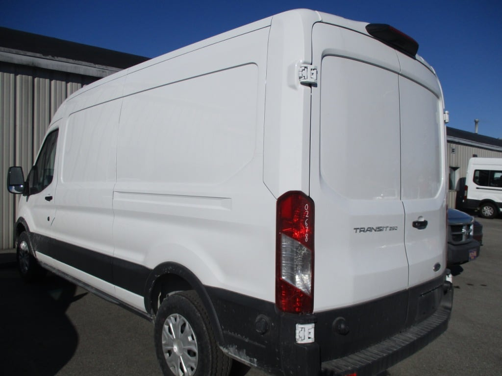 2018 Transit 250 Med Roof, Upfitted Van #T80192 - photo 10
