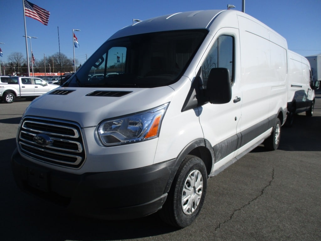2018 Transit 250 Med Roof, Upfitted Van #T80192 - photo 12