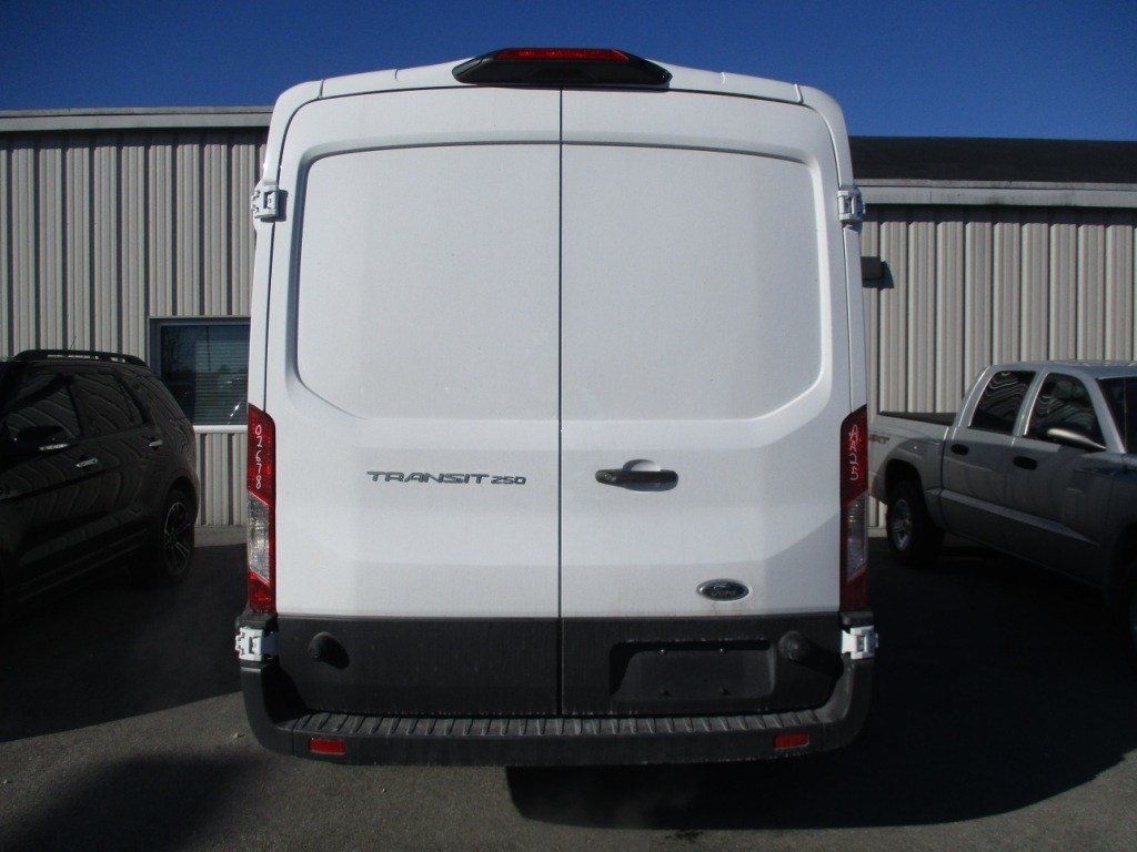 2018 Transit 250 Med Roof, Upfitted Van #T80192 - photo 7