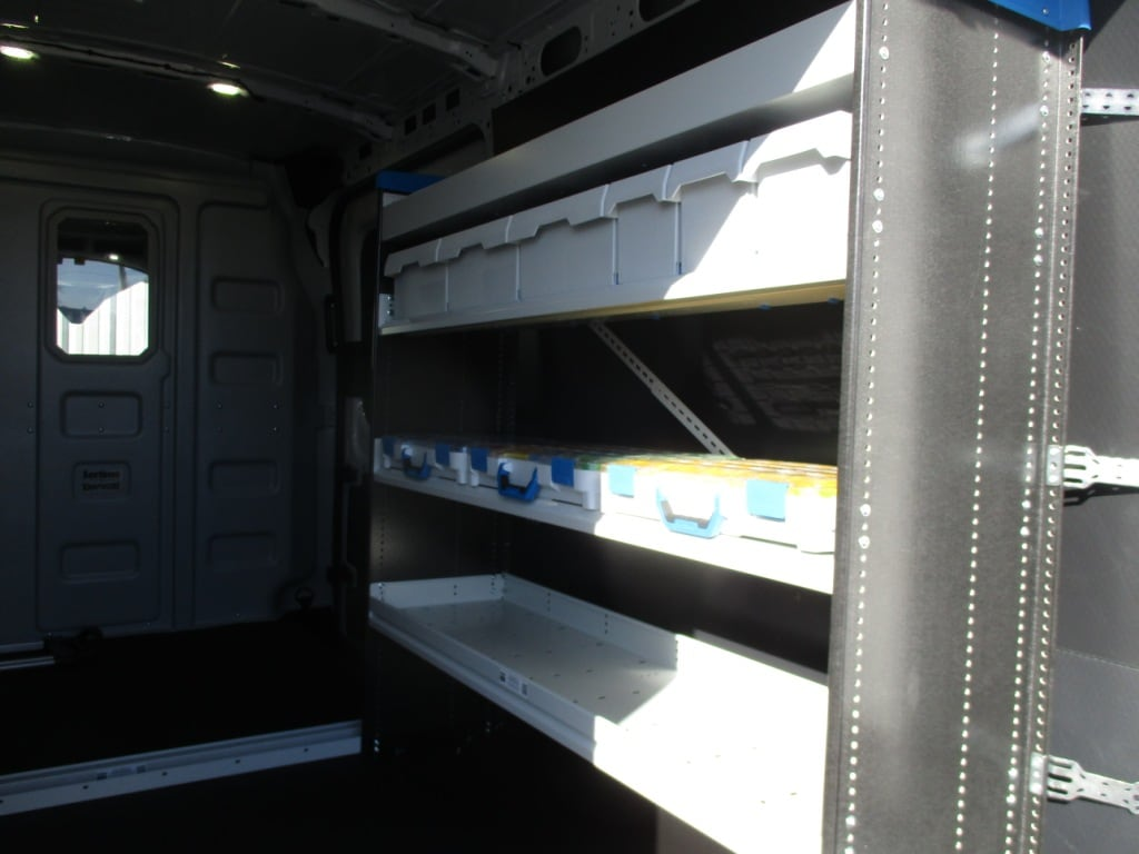 2018 Transit 250 Med Roof, Upfitted Van #T80192 - photo 9