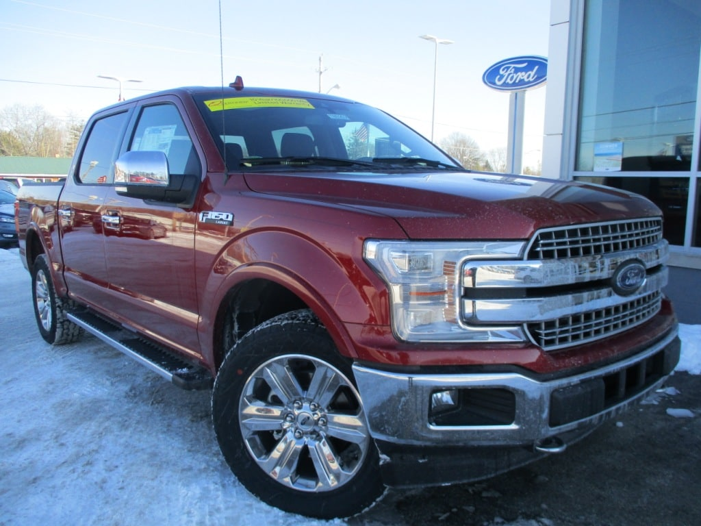 2018 F-150 Crew Cab 4x4, Pickup #T80202 - photo 32