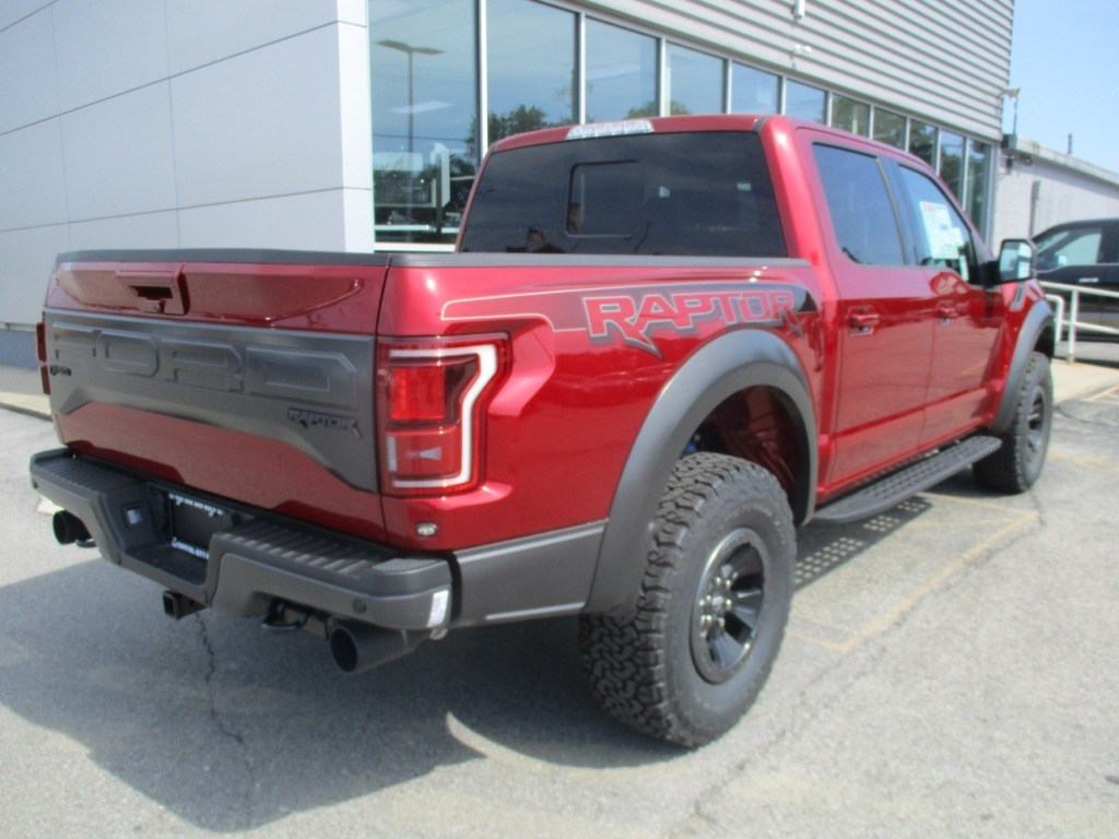 2018 F-150 SuperCrew Cab 4x4,  Pickup #T80218 - photo 2