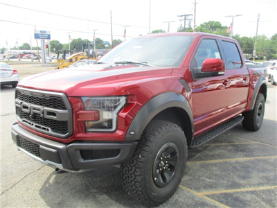 2018 F-150 SuperCrew Cab 4x4,  Pickup #T80218 - photo 26