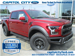 2018 F-150 SuperCrew Cab 4x4,  Pickup #T80218 - photo 1