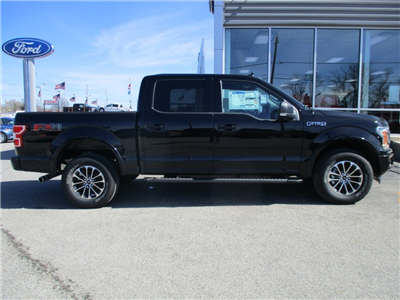 2018 F-150 Crew Cab 4x4, Pickup #T80226 - photo 3