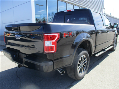 2018 F-150 Crew Cab 4x4, Pickup #T80226 - photo 2