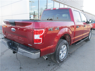 2018 F-150 Crew Cab 4x4, Pickup #T80236 - photo 2