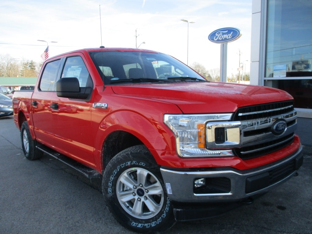 2018 F-150 SuperCrew Cab 4x4, Pickup #T80237 - photo 28