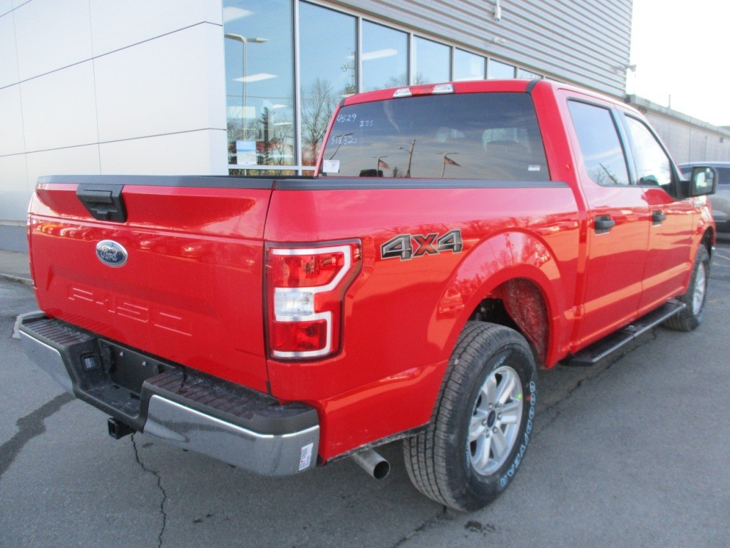 2018 F-150 SuperCrew Cab 4x4, Pickup #T80237 - photo 2