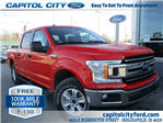 2018 F-150 SuperCrew Cab 4x4, Pickup #T80237 - photo 1