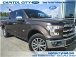 2016 F-150 SuperCrew Cab 4x4,  Pickup #T80248A - photo 1