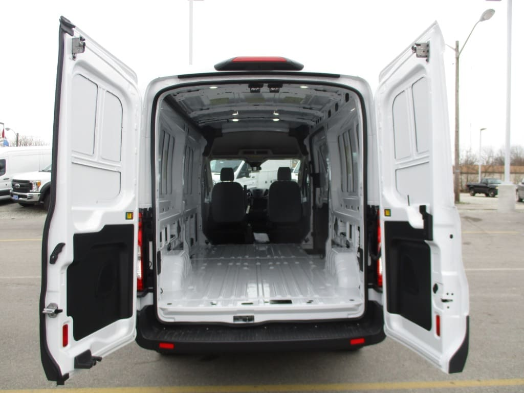 2018 Transit 250 Med Roof, Cargo Van #T80298 - photo 2