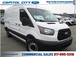 2018 Transit 250 Med Roof, Cargo Van #T80298 - photo 1