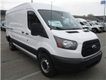 2018 Transit 250 Med Roof, Cargo Van #T80298 - photo 3