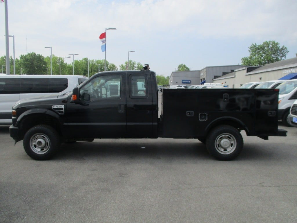 2010 F-250 Super Cab 4x4, Cab Chassis #T80385A - photo 8
