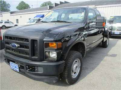 2010 F-250 Super Cab 4x4, Cab Chassis #T80385A - photo 9