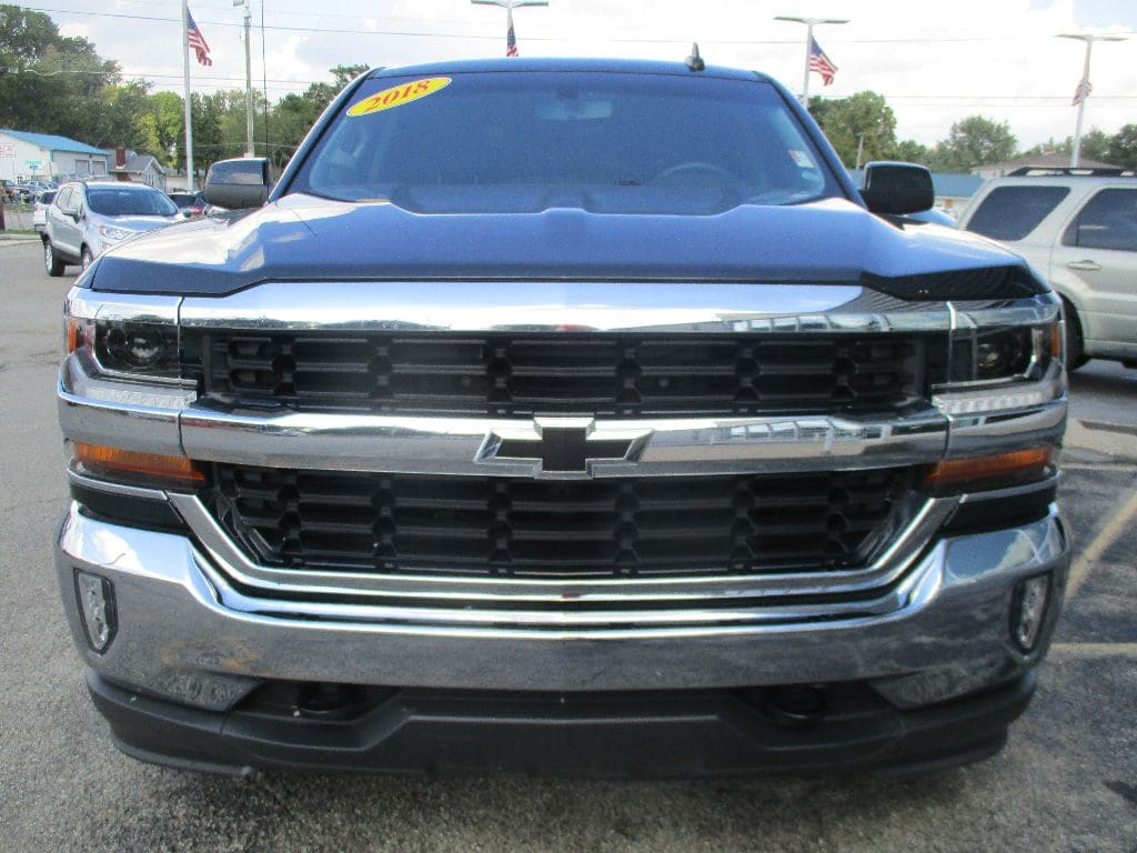 2018 Silverado 1500 Crew Cab 4x4,  Pickup #T80395A - photo 10