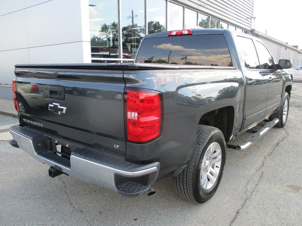 2018 Silverado 1500 Crew Cab 4x4,  Pickup #T80395A - photo 2
