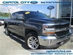 2018 Silverado 1500 Crew Cab 4x4,  Pickup #T80395A - photo 1