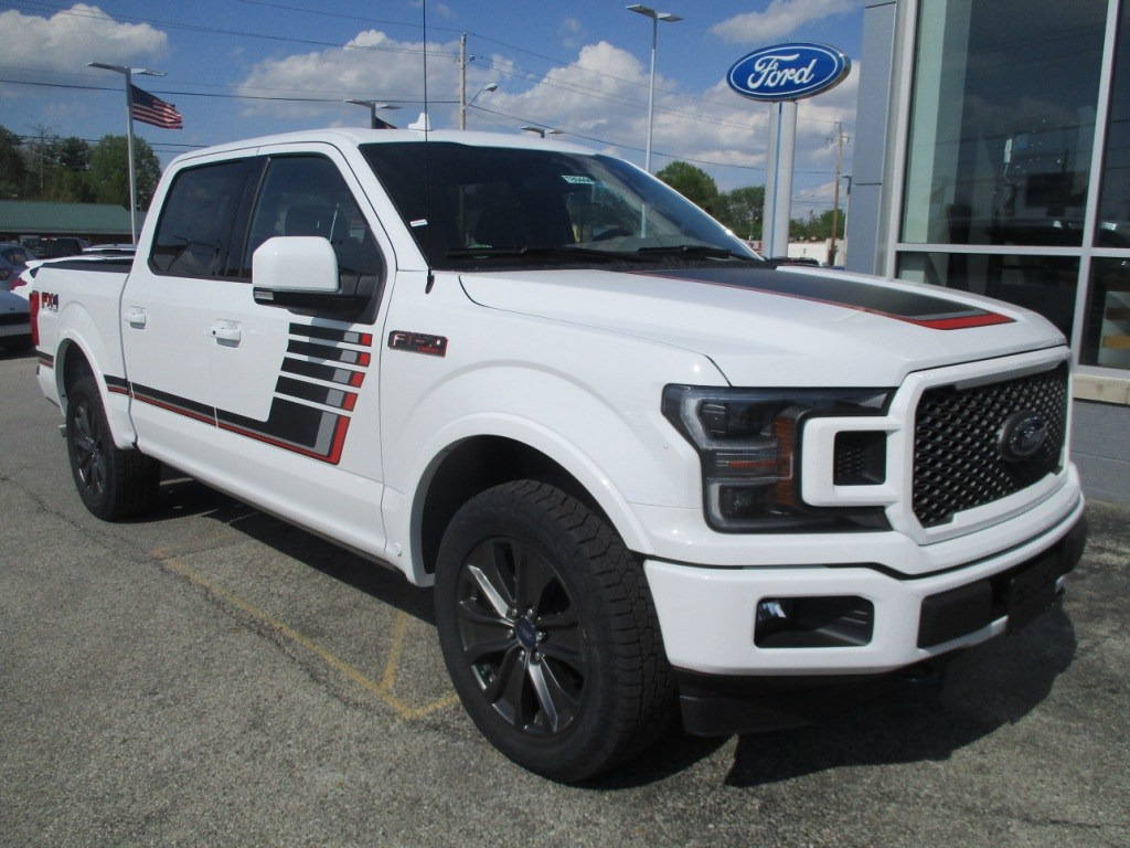 2018 F-150 SuperCrew Cab 4x4,  Pickup #T80444 - photo 5