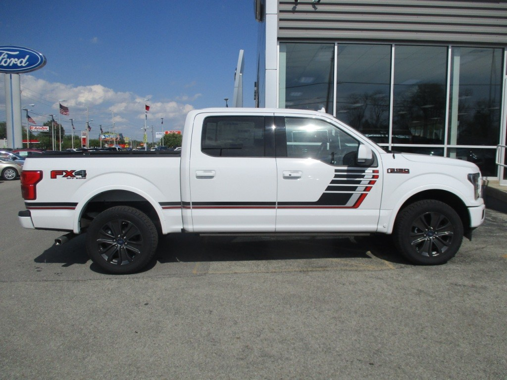 2018 F-150 SuperCrew Cab 4x4,  Pickup #T80444 - photo 3
