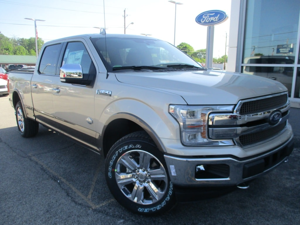2018 F-150 SuperCrew Cab 4x4,  Pickup #T80489 - photo 32