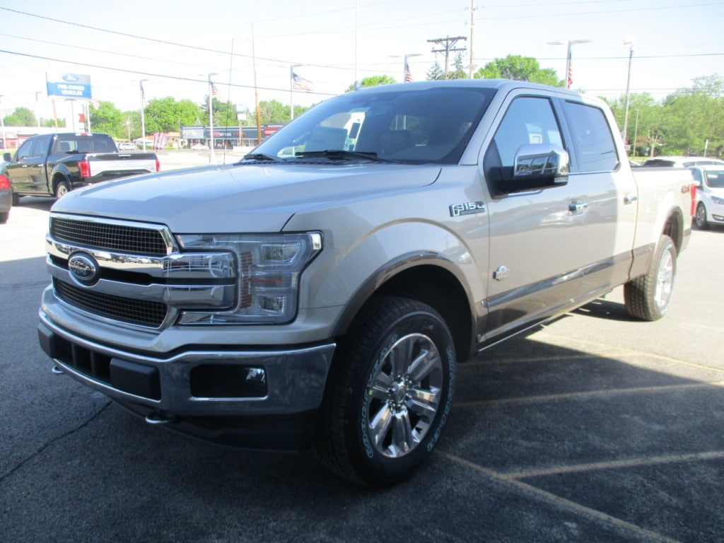 2018 F-150 SuperCrew Cab 4x4,  Pickup #T80489 - photo 9
