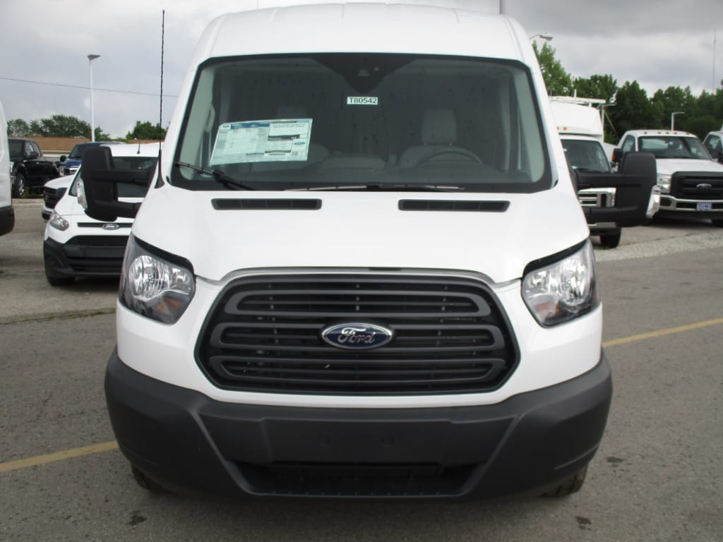 2018 Transit 250 Med Roof 4x2,  Empty Cargo Van #T80542 - photo 9