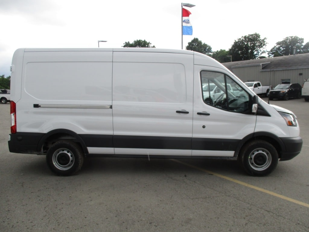 2018 Transit 250 Med Roof 4x2,  Empty Cargo Van #T80542 - photo 3